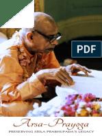 Arsa Prayoga Preserving Srila Prabhupadas Legacy