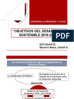 Desarrollo Sostenible - EXPO