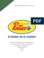 Plan Estrategico Fabrica de Pinturas Pintuco