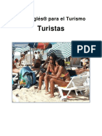 Ingles para El Turismo TURISTAS
