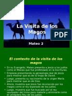 Mateo 2 La Visita de Los Magos