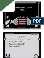Virus Detection System - VDS