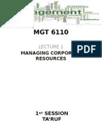 MGT 6110L1