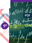 Descargas Gratuitas Matemáticas 9° ANSWER KEY.pdf