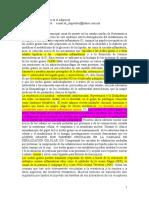 Trafico de Acidos Grasos en El Adipocito