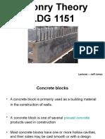 PPT Concrete Block