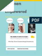Women Empowered Latest Version