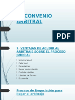 EL CONVENIO ARBITRAL - Expo - Ibarra.pptx