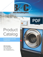 B&C Technologies Product Line
