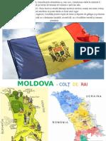 MOLDOVA  - COLŢ  DE  RAI , locuri de turism