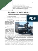 Accidente3s en Motos. Parte 2
