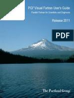 Visual Fortran User Guide