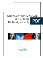 C-Nav1000 R4 Installation Manual