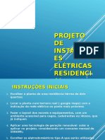 Projeto Instalaçoes energia e comunicação -EXEMPLO 2016 2.ppt