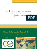 Oficina Formaçao Musical Etapa-I Abril 2014
