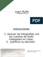 Fotografias de Juan Rulfo
