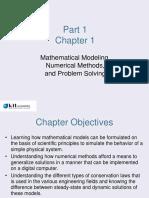 Numerical Analysis Chap 1