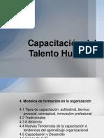 capital humano- capacitacion