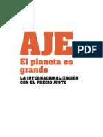 Grupo AJE - Internacionalización Con El Precio Justo