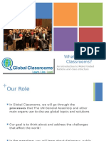 Global Classrooms