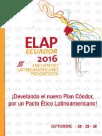 Agenda Elap 161