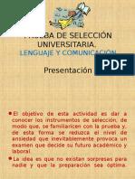 Presentacion Psu 1