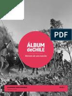 Cuaderno Álbum de Chile Nivel 1