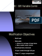 FirstAir ATR42Combi Presentation