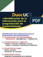 13-Identificación de la información para la programación de mantenimiento Electromecánico.pptx
