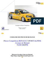Renault Clio Cup II