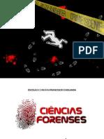 APRESENTAÇÃO_Ciências Forenses