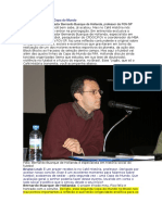 Entrevista Com Bernado Buarque de Hollanda