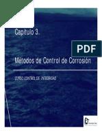 3_Metodos de Control de Corrosion
