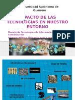 Tecnología en nuestro entorno
