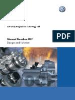 SSP 509 Manual Gearbox 0CF