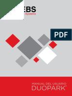 Duopark Krebs Manual Del Usuario