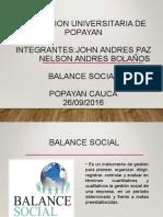 Balance Social