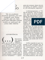 3 - Teilhard de Chardin - O Fenomeno Humano