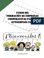 Curso de Desarrollo Empresarial Cooperativo