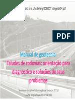 TALUDES RODOVIARIOS DIAGNOSTICO.pdf