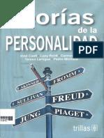 Cueli Jose - Teorias de La Personalidad