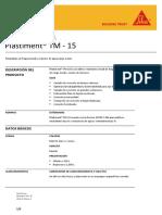 HT Plastiment TM 15