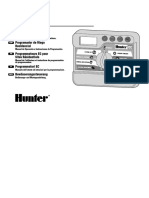 Hunter EC Manual