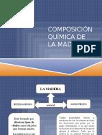 Composición Química de La Madera