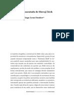 Biografia Comentada de Slavoj Žižek