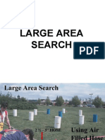 1 LARGE AREA SEARCH