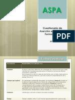 (ASPA) Cuestionario de Pareja-Guia