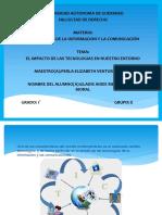 Informacion de La Informacion y La Comunicacion (Gladis Aidee)