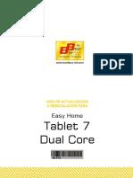 Guia de Actualizacion TABLET 7 DUAL CORE