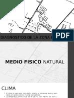 Diagnostico Zona de Estudio